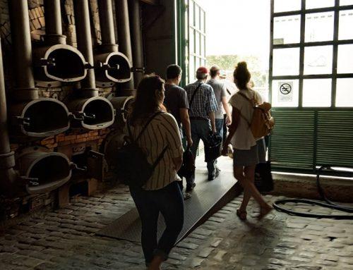 Το Κέντρο Ημέρας «Άνοδος» στο Βιομηχανικό Μουσείο Φωταερίου
