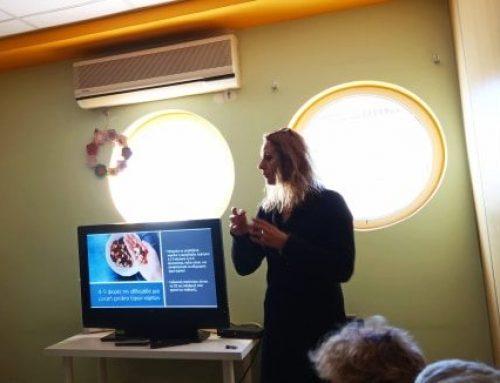 Ομιλία: «Ψυχική Υγεία και Διατροφή»